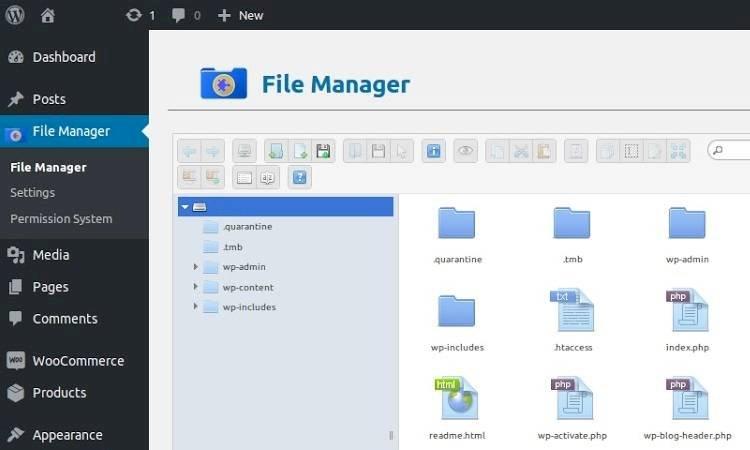 Bug no Plugin File Manager do Word Press permite invasores acessarem site