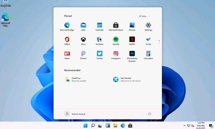 Conheça o novo Windows 11